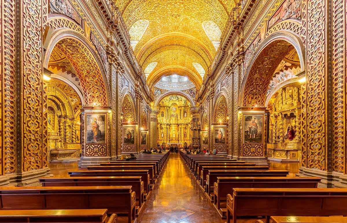 La Compañia Church | Quito