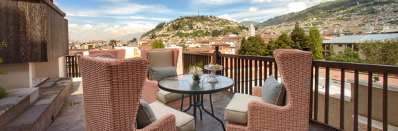 Illa Experience Hotel | Quito 5 stars hotel