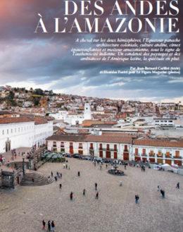 Equateur Figaro Magazine
