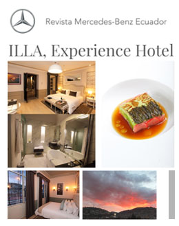 Mercedes Benz | Illa Experience Hotel