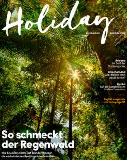Holiday Magazine - Illa Experience Hotel
