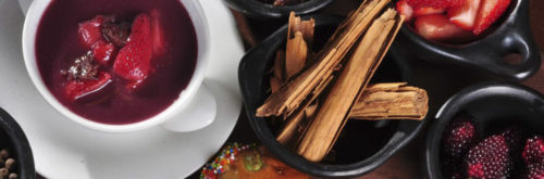 Colada Morada – Ecuadorian Way to conmemorate the Dead
