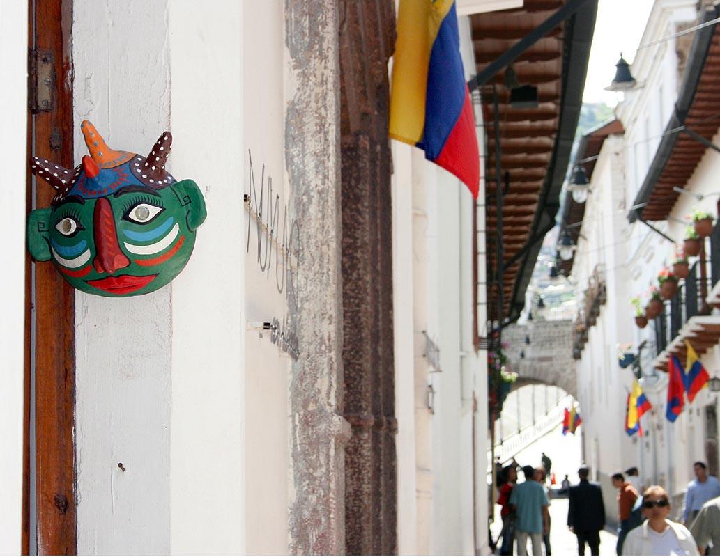 Fiestas de Quito Ecuador