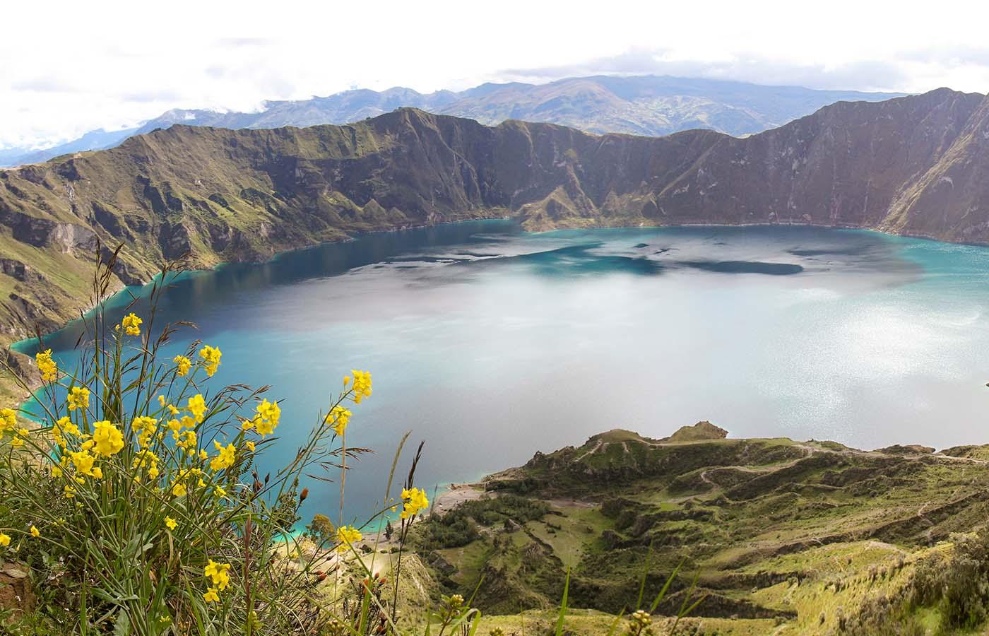 Quilotoa Lagoon | Ecuador
