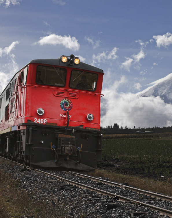 Train Ecuador | Andes