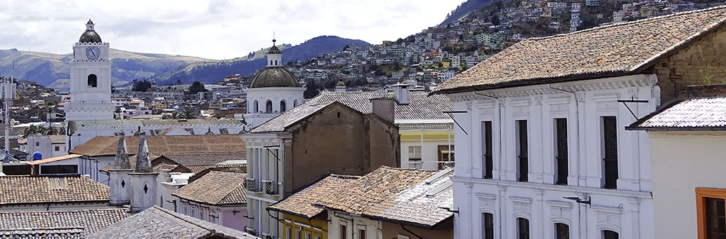 Visit Quito Ecuador | Colonial downtown