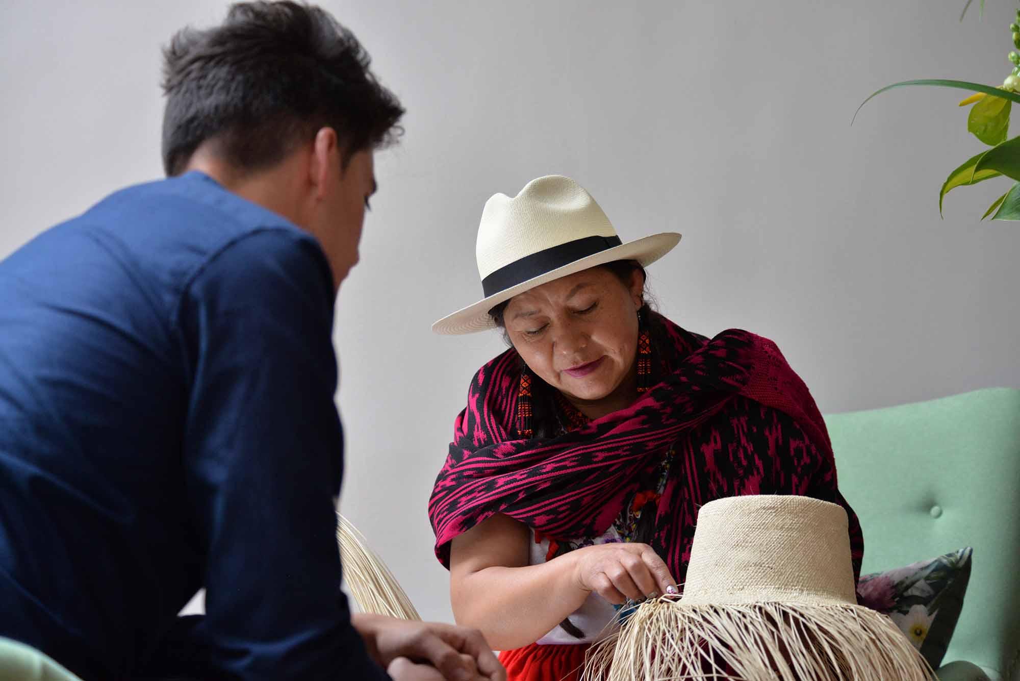 Panama Hats Ecuador | Illa Experience Hotel
