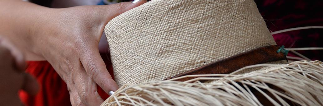toquilla straw hats
