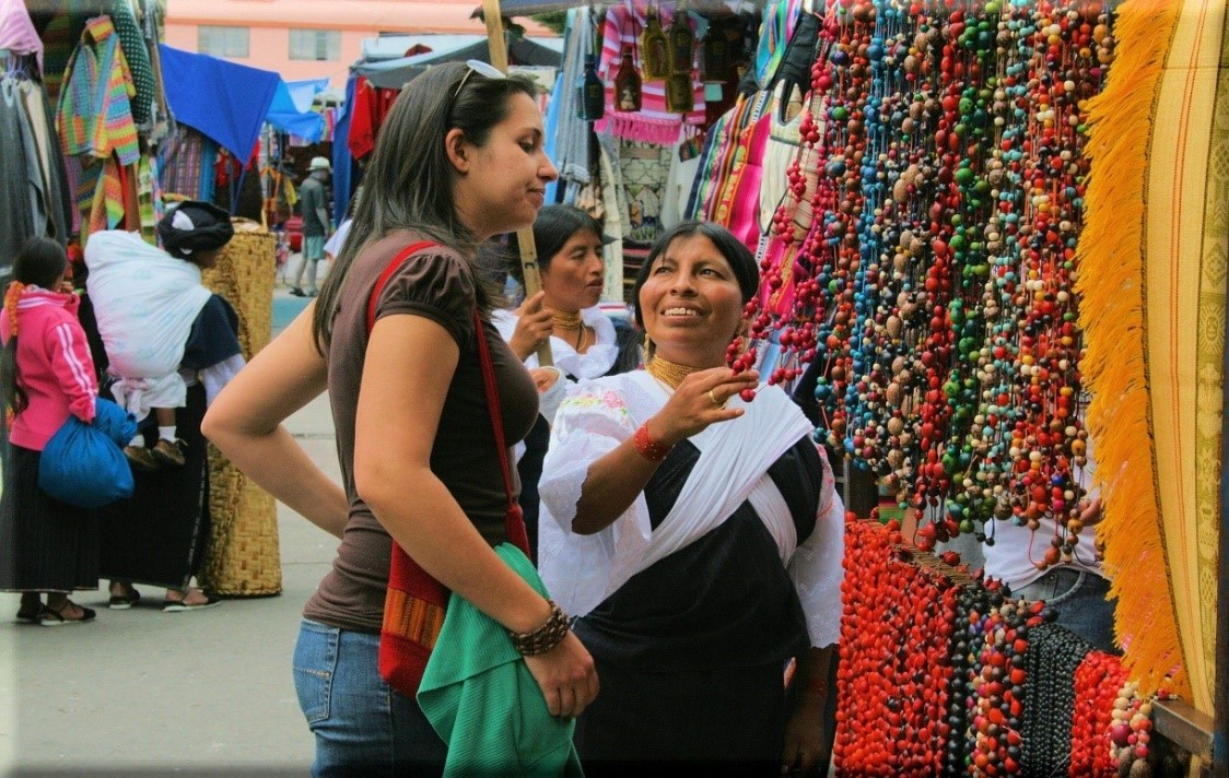 Tourism / Ecuador
